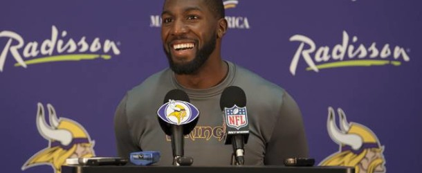 Greg Jennings Thinks The Vikings can Win the Division