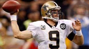 Drew Brees leads Saints against uneven Cowboys team