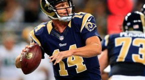 St. Louis Rams dealing with injury: Win total examined for 2014 season