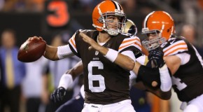 Baltimore Ravens hope to derail confident Cleveland Browns
