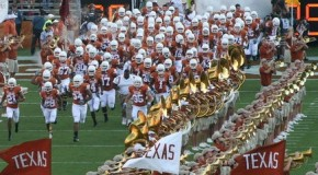 College Football Betting – Texas Looking to Corral (5) TCU in Austin