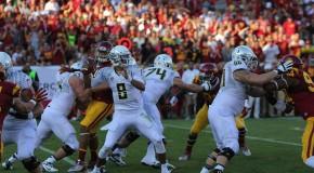 College Football – Soaring Ducks Face Limping Golden Bears (Friday)