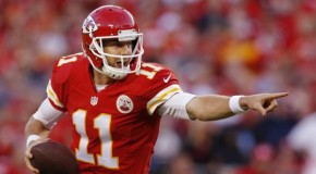 Brady leads Patriots against Chiefs on Monday Night Football