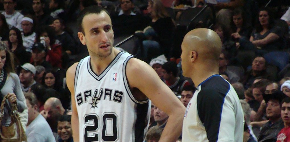 NBA Playoff Betting –  (6) Spurs at (3) Clippers