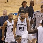 NBA Playoff Betting – (3) Clippers at (6) Spurs (Game 6)