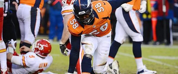 Broncos Odds