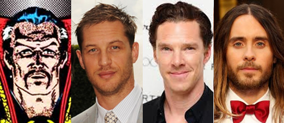 Dr. Strange Movie Casting Odds