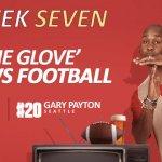 Payton's Plays – NFL Week 7