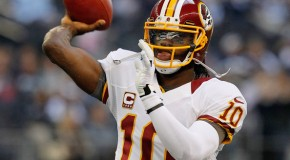 Washington's RG3 getting back to form: Win total examined for 2014 season